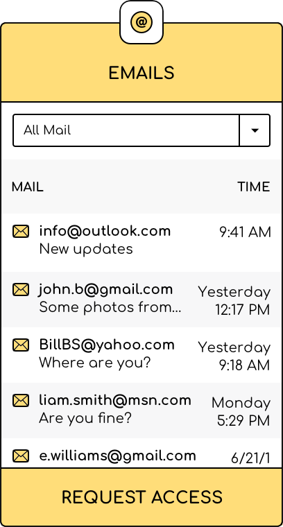 Incoming - Outgoing Emails - KidSecured.com